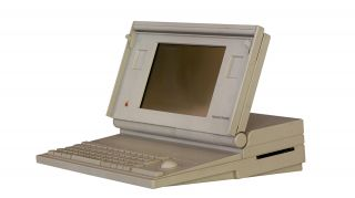 Foto de Macintosh portátil