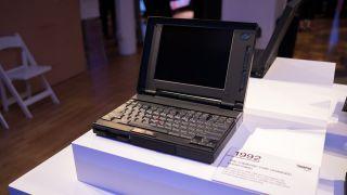 Foto de IBM ThinkPad 700