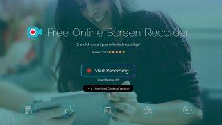 Captura de pantalla de Apowersoft Online Screen Recorder
