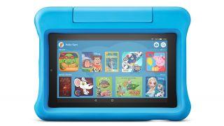 La nueva Amazon Fire 7 Kids Edition. Crédito de la imagen: Amazon