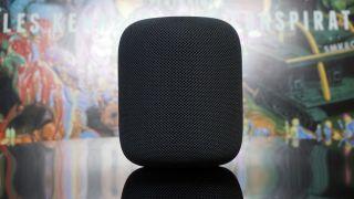 Apple HomePod (Crédito de la imagen: LaComparacion)