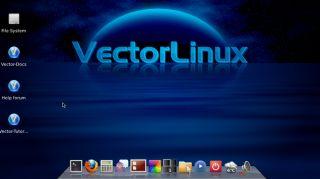 Vector de linux