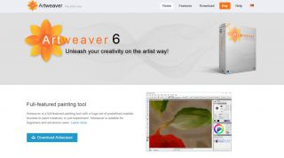 Artweaver 6 - Una aplicación de dibujo inteligente con chuletas de colaboración