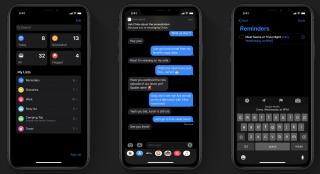 aplicaciones iOS 13