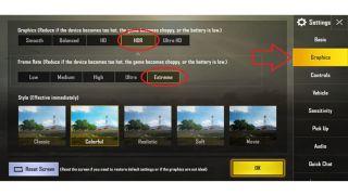 ¿Cómo activar el modo HDR de PUBG Mobile?
