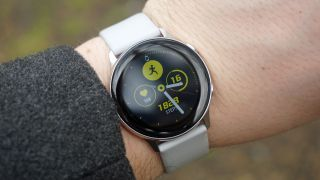 El original Samsung Galaxy Watch Active