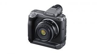 No notará el GF 50mm f / 3.5mm R con el GFX 100