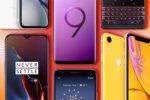 Los 5 mejores smartphones de negocios en 2019.