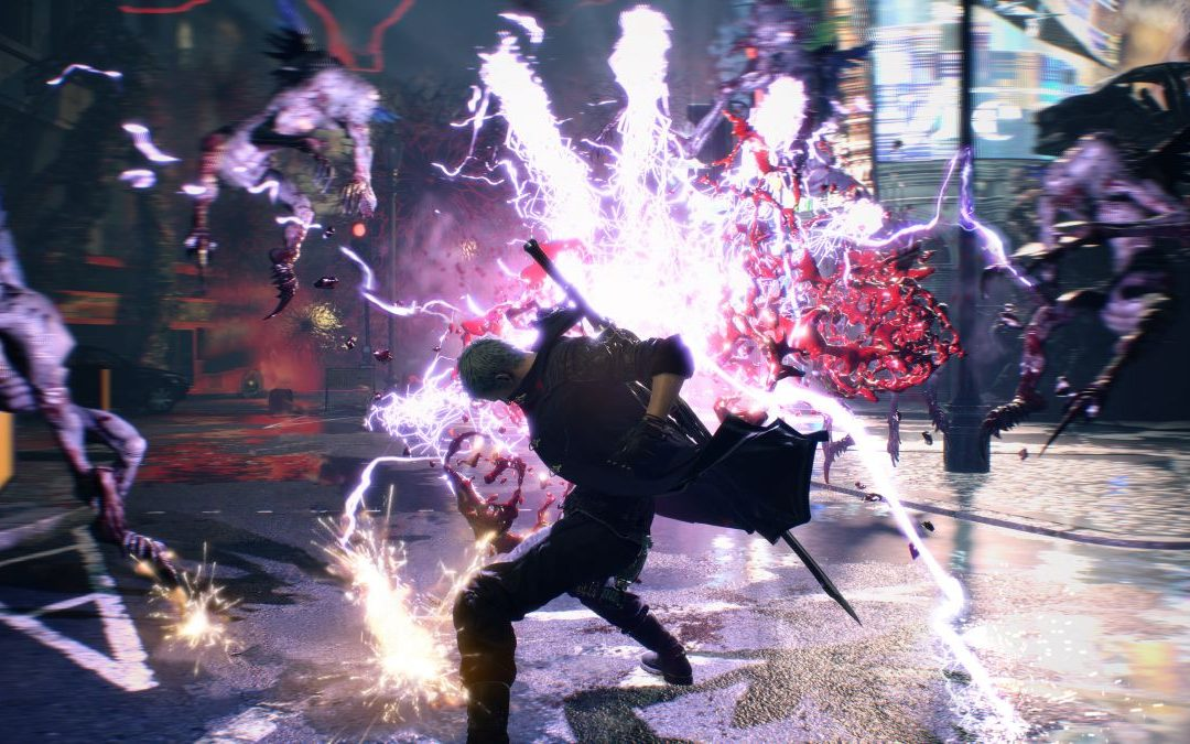 Devil May Cry 5 y Blair Witch Project llegan al Xbox Game Pass