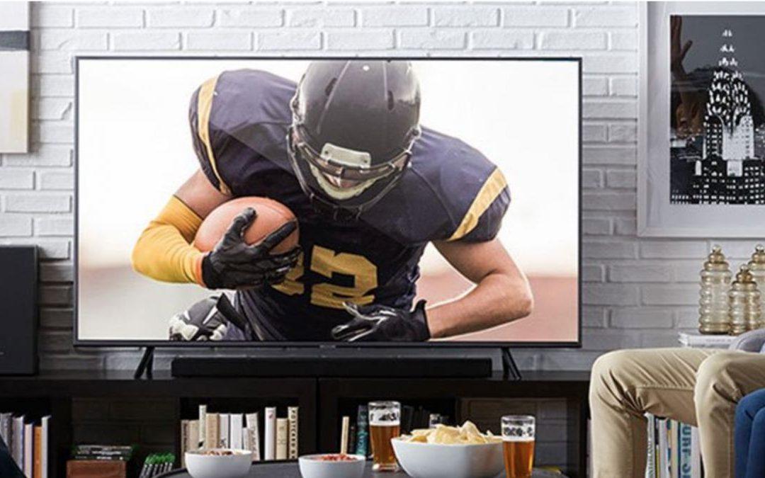 La venta de Walmart Game Day TV incluye ofertas de Samsung, Vizio, LG y más