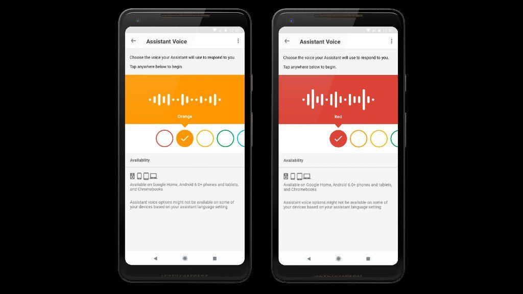 El Asistente de Google ha ofrecido una voz nueva y más natural.