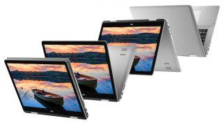 La mejor computadora portátil de 17 pulgadas: Dell Inspiron 17 7000 2 en 1
