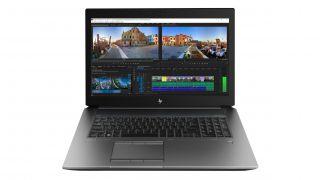 Mejor portátil de 17 pulgadas: HP ZBook 17 G5