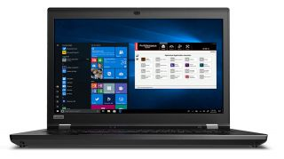 Mejor portátil de 17 pulgadas: Lenovo ThinkPad P73