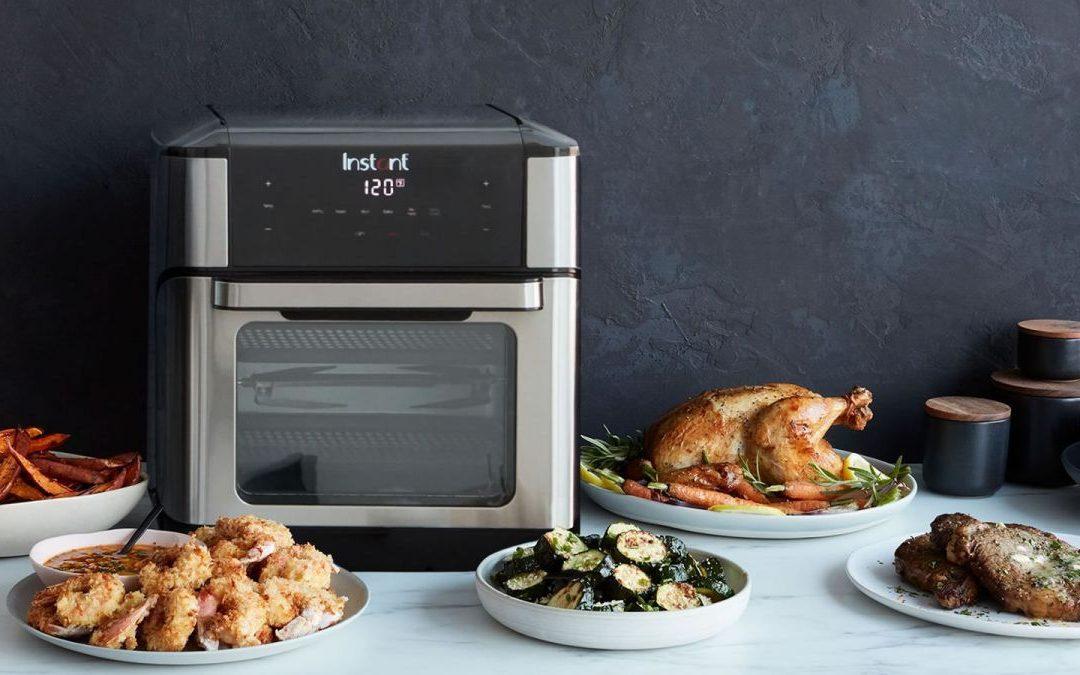Instant Pot lanza 10 nuevas cocinas y mezcladores para cenas sin problemas