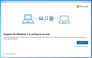 win7 a win10 regaño