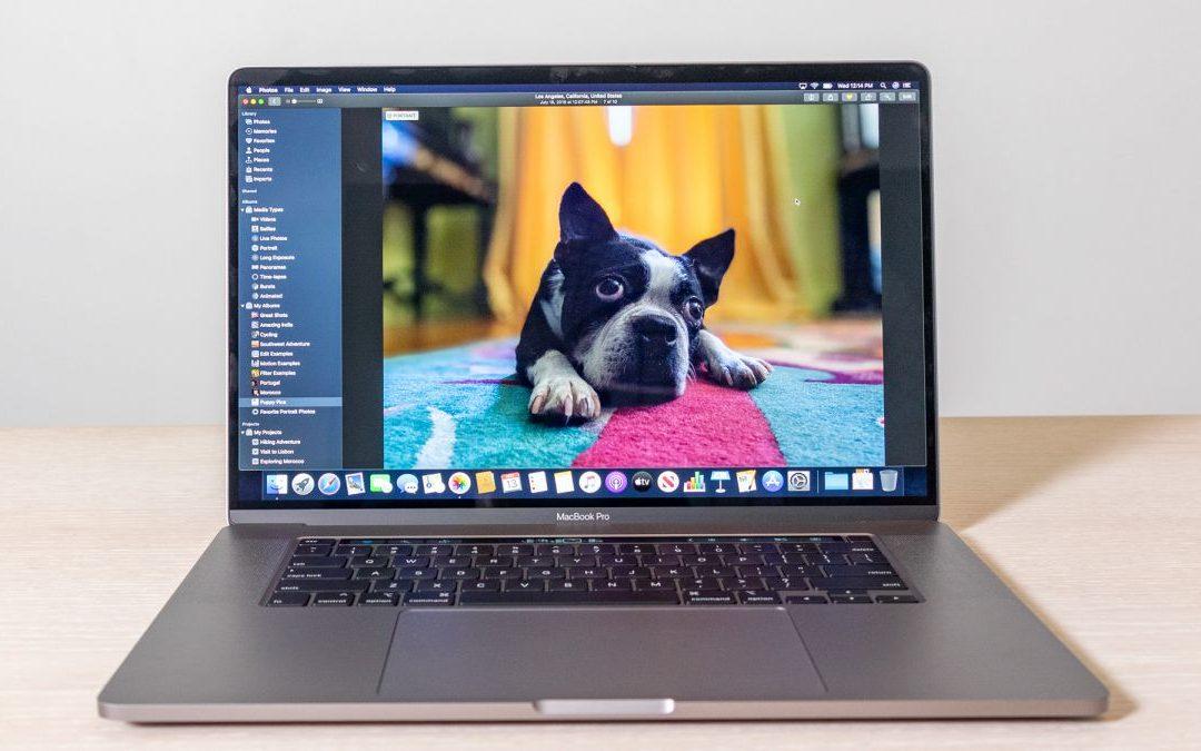Los usuarios de MacBook Pro de 16 pulgadas reportan altavoces con fallas y pantalla fantasma