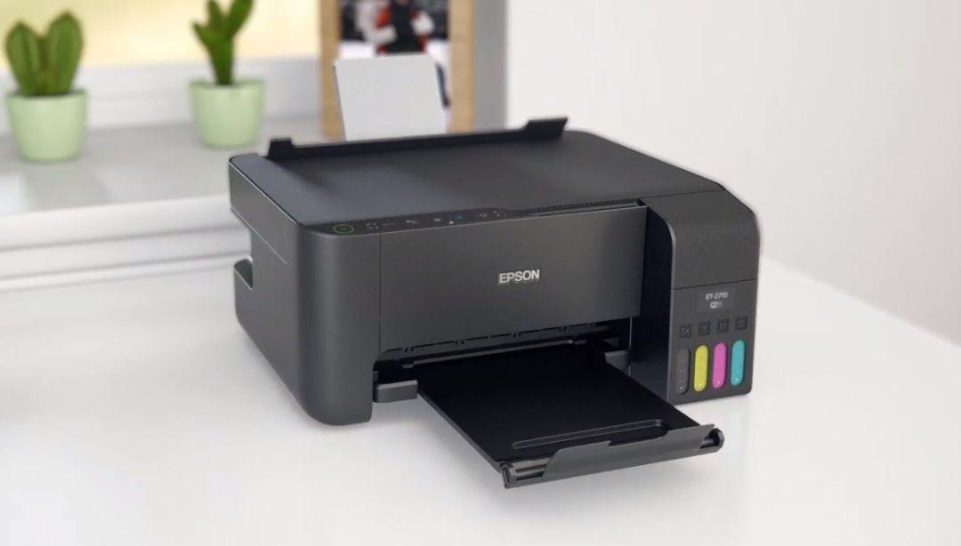 Es la impresora menos costosa de usar en este momento, y se imprime en color.