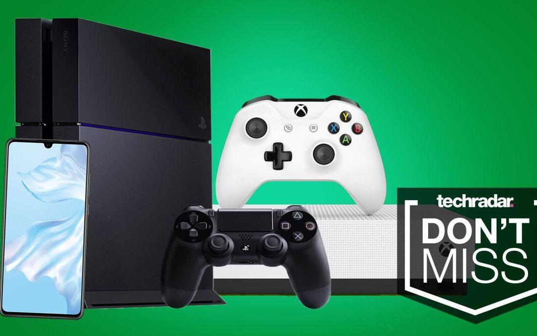 Obtenga una PS4 o Xbox One gratis y toneladas de datos con esta oferta inicial gratuita de Huawei P30