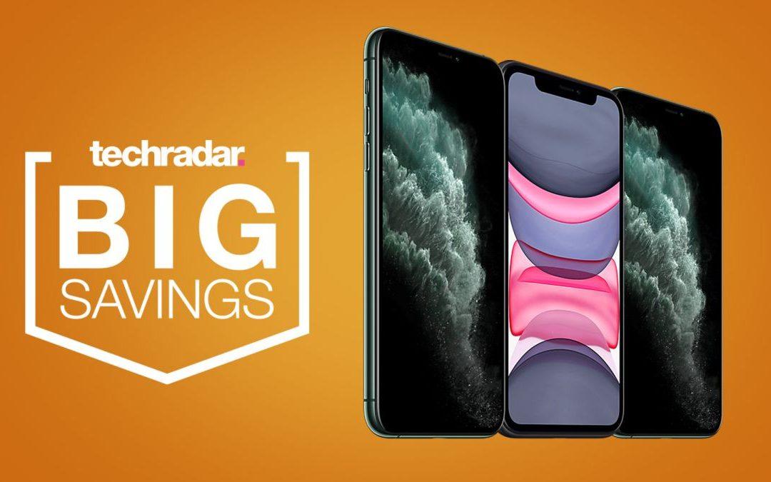 Evite las facturas iniciales con estos 100 GB de datos en el iPhone 11 y iPhone 11 Pro