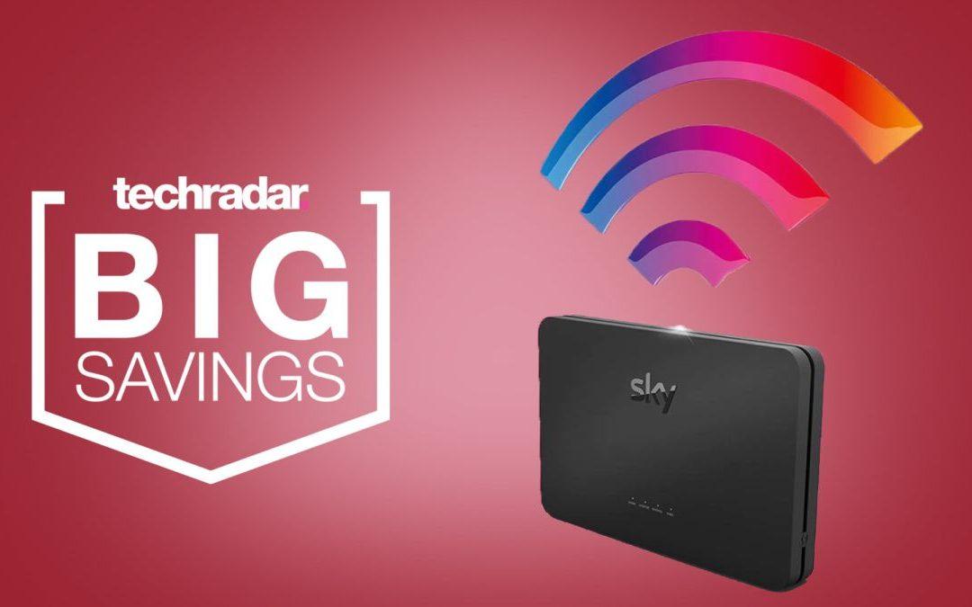 La venta de Sky en enero ofrece descuentos de hasta € 300 en ofertas de banda ancha y fibra de TV