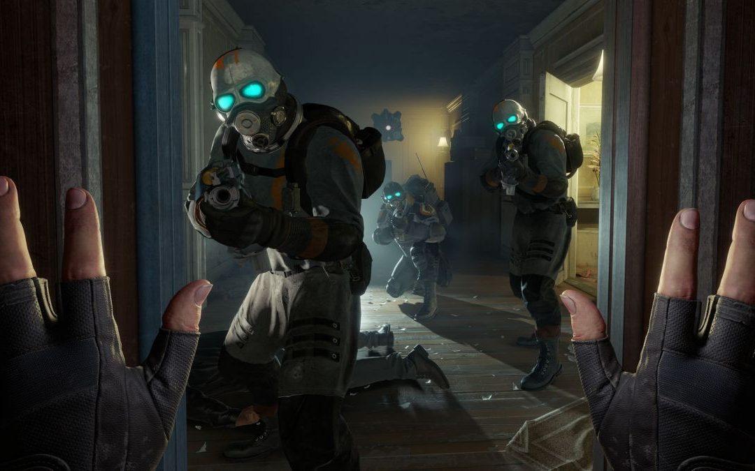 Half-Life 3 no está muerto ya que los empleados de Valve hablan de la esperanza de una suite que no sea de realidad virtual