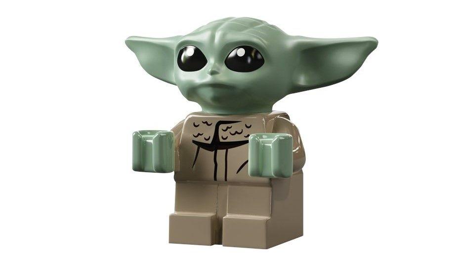 Ahora hay un Lego Baby Yoda