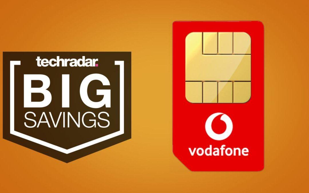 Obtenga 60 GB de datos con estas tarjetas SIM Vodafone desde solo € 8.50 por mes