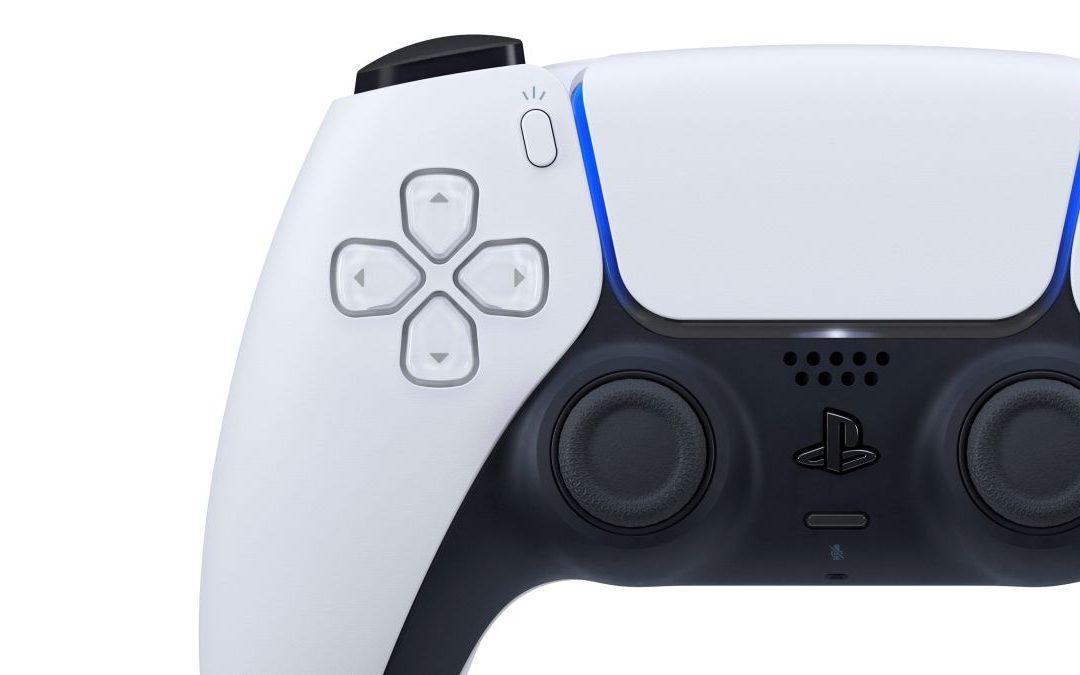 El controlador DualSense PS5 se ve grande en esta imagen de « fuga »