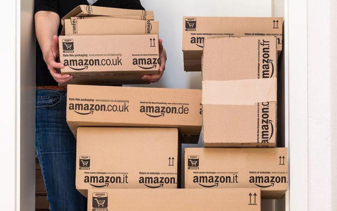 Es posible que Amazon pronto no pueda entregar algunos de sus artículos.