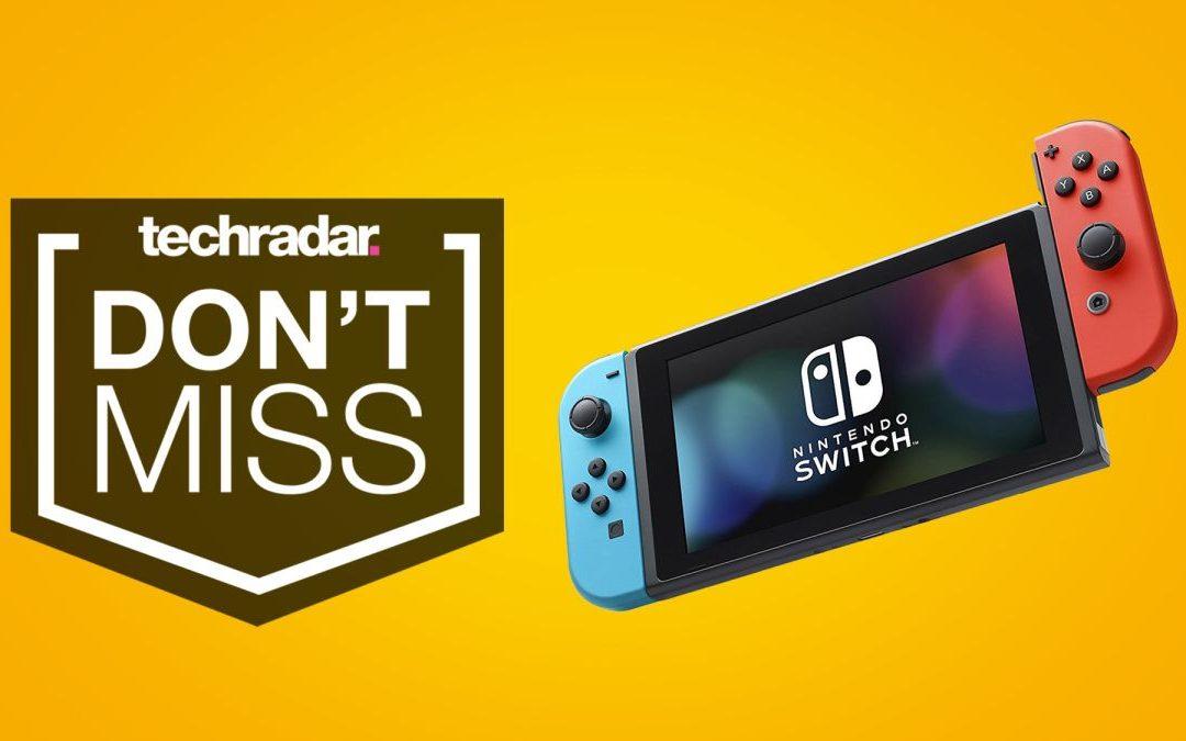 Nintendo Switch en existencia en el juego: toma este paquete de Mario Kart antes de que sea demasiado tarde