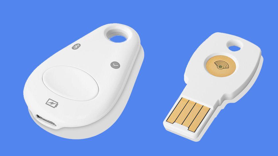 Google facilita el uso de claves de seguridad con dispositivos iOS