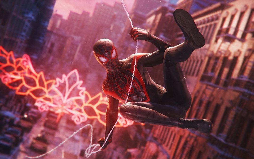 El arte de la caja del juego de PS5 presentado por Sony