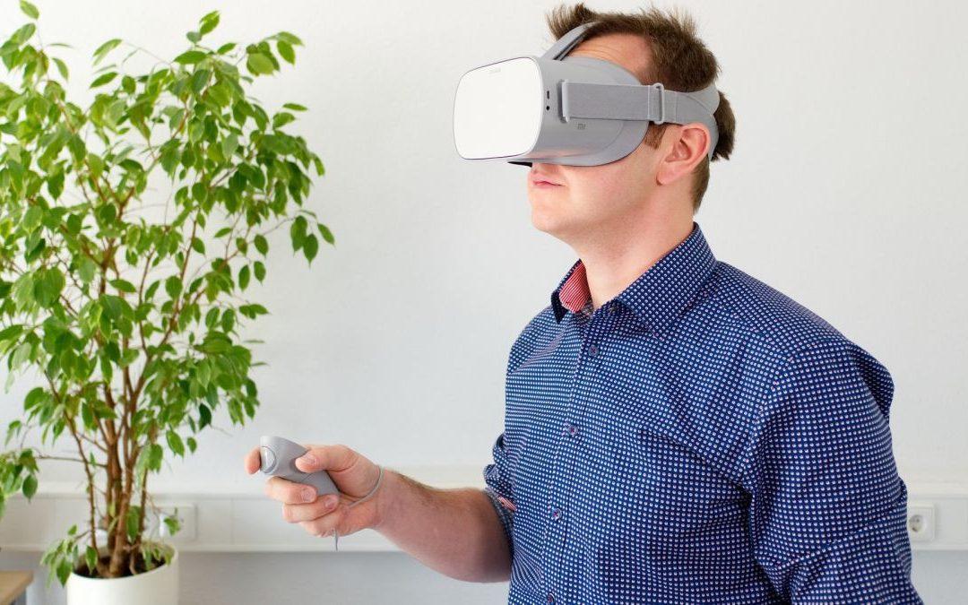 Simplifique el trabajo remoto con VR