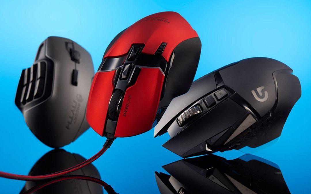 Best gaming mouse 2020: los mejores mouse para juegos que puedes comprar