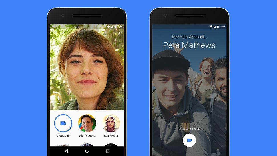 Google reemplazaría Duo con Meet para videollamadas