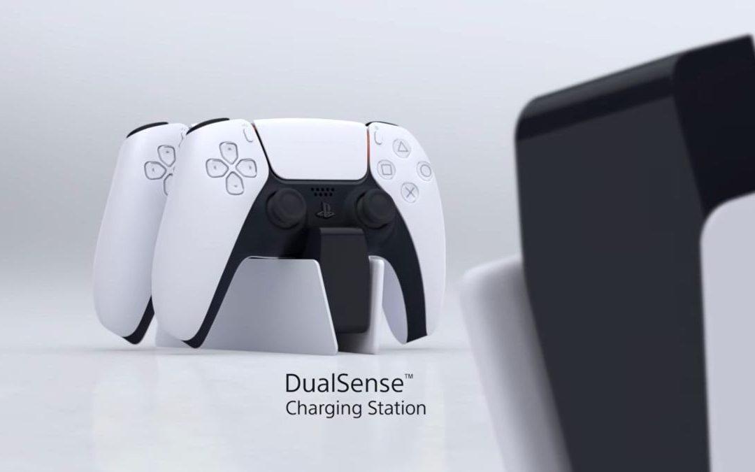 El stock de la estación de carga PS5 DualSense está de vuelta en Currys