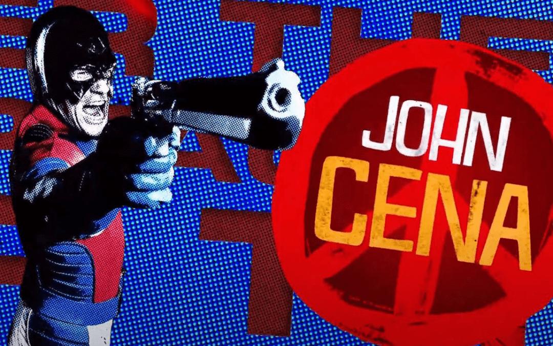 La serie derivada de HBO Max Suicide Squad Peacemaker será protagonizada por John Cena