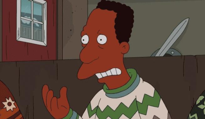 El estreno de la temporada 32 de Los Simpson presenta a Alex Desert como Carl Carlson
