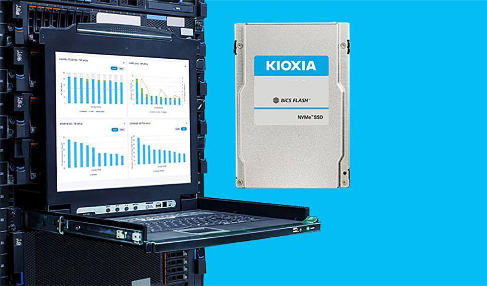Los SSD de centro de datos de próxima generación pueden incluir interfaz Ethernet