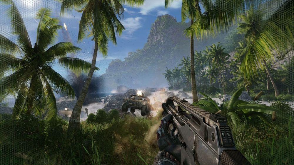 Crysis Remastered revisión |  LaComparacion