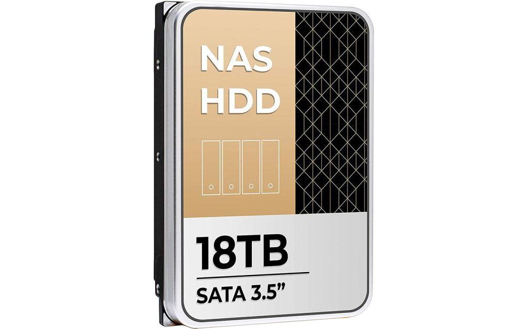 Esta empresa de la que nunca ha oído hablar vende el disco duro de 18 TB más barato del mundo