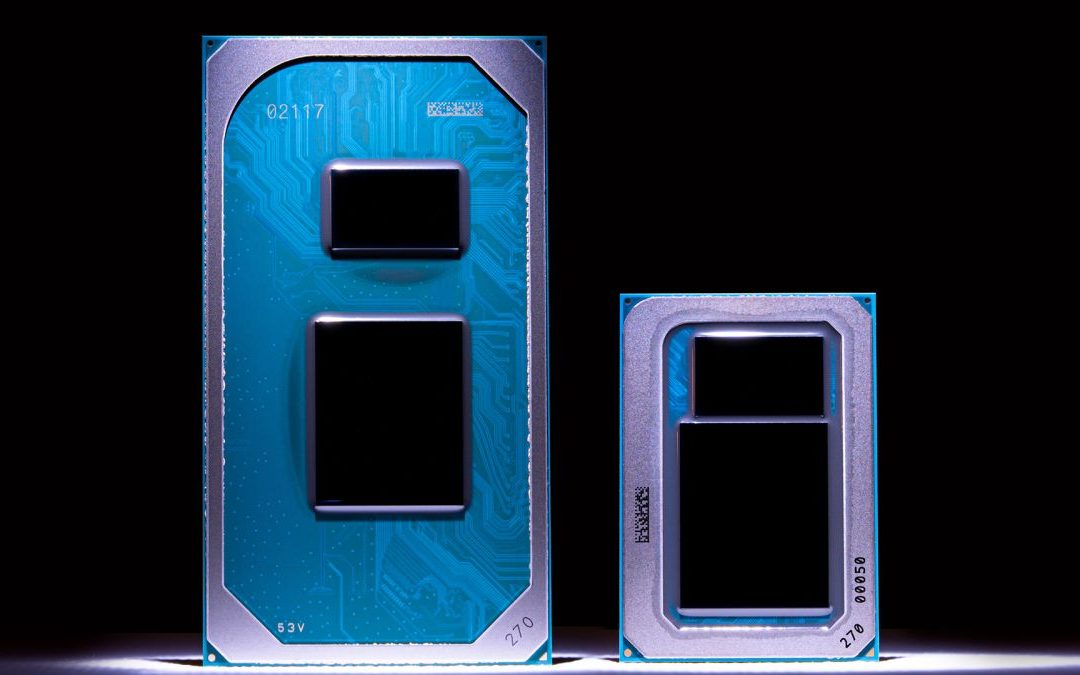 Se espera que los procesadores Intel Tiger Lake den a IoT un importante impulso de potencia