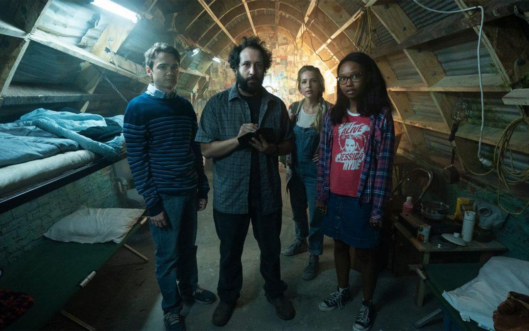 Utopía: cómo el remake estadounidense podría ser el programa de televisión más profético de 2020