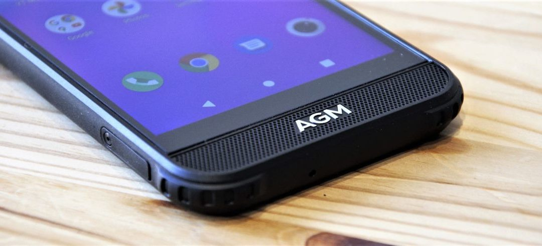 Análisis completo del smartphone resistente AGM A10