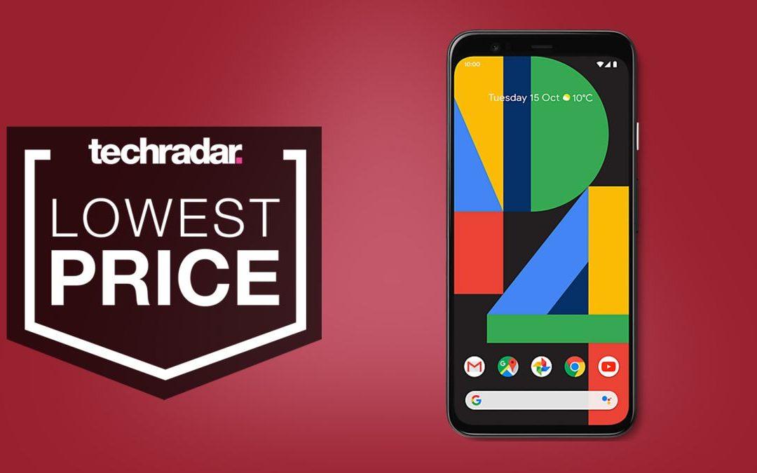 Cyber Monday trae una caída de precio de € 220 en esta oferta de Pixel 4: el precio más barato en este momento