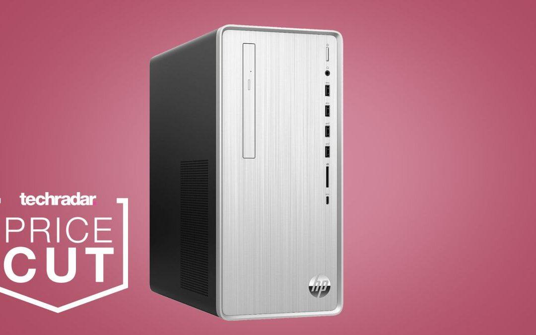 Esta oferta de PC Cyber Monday es un ejemplo perfecto de una PC económica de HP