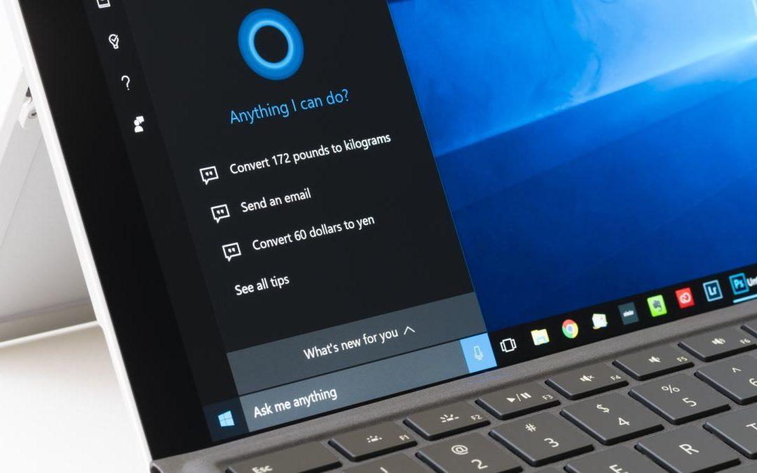 Esta actualización de Windows 10 finalmente podría darte una razón para molestarte con Cortana