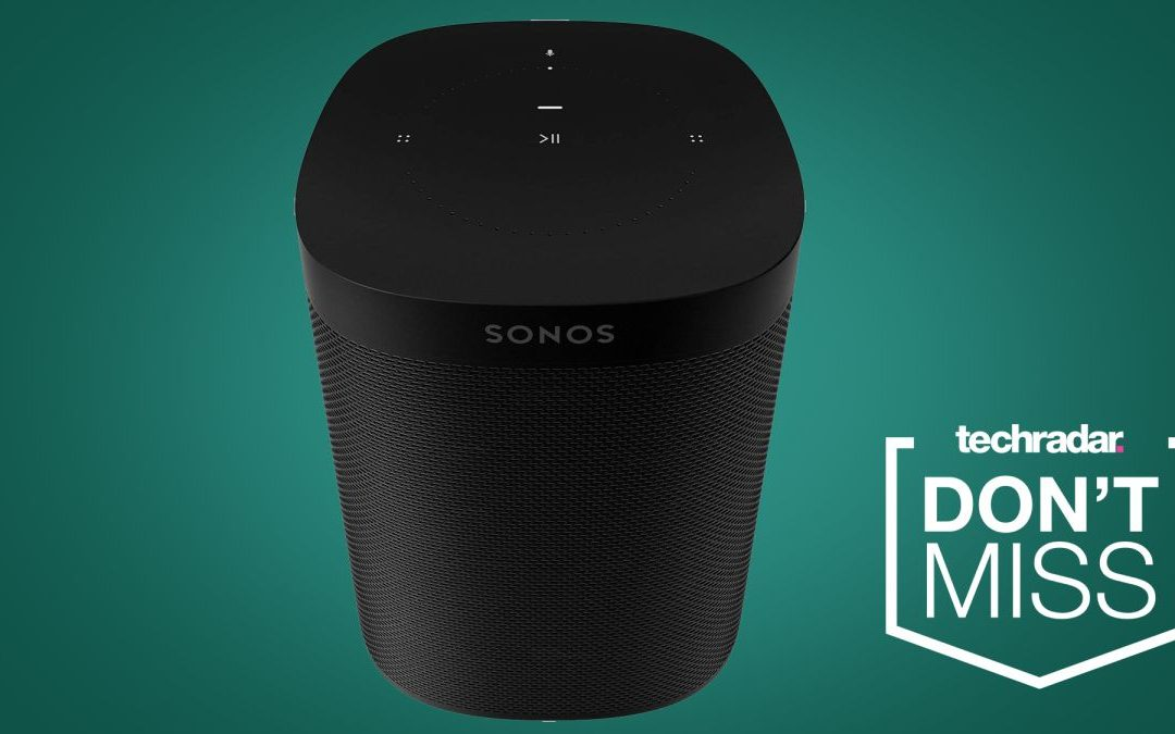 El mejor altavoz inteligente inalámbrico de Sonos sale a la venta este fin de semana por € 160