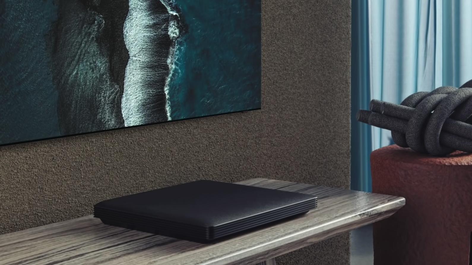 Caja de conexión Samsung Slim One